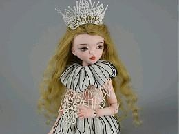 六分陶瓷BJD 陶瓷人偶 陶瓷娃娃