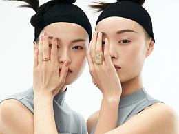 《时尚COSMO》美妆大片
