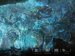《九层妖塔》概念设计(一)