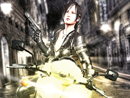 Ada - Resident Evil 6 艾达 -生化危机6