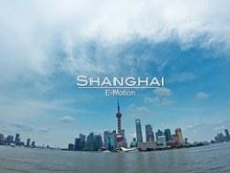 延时摄影《ShanghaiE-motion》