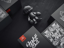 MKK Doll by briantongvfx