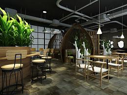 咖啡厅 店面设计 餐饮设计