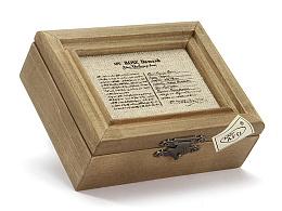 【包装设计】精油包装木盒设计