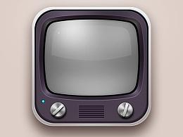 图标琐记 - 01. Television