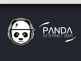 作品整理——攀达网咖logo