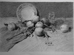 刘泉海素描