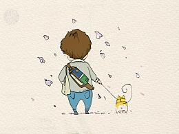 韩先生的养猫日记