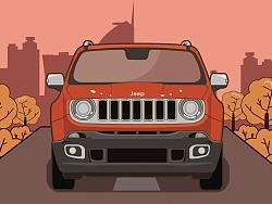 视知视频:Jeep商业广告