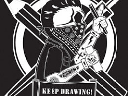 KEEP DRAWING
