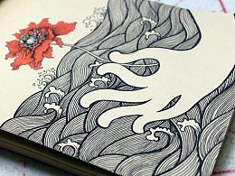 我的涂鸦本:第一辑