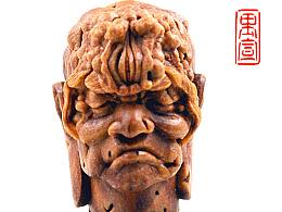 罗汉头D002雕刻过程分享