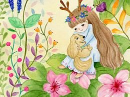 Lovely Hug(已商用)