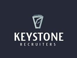Keystone Recruiters Branding design