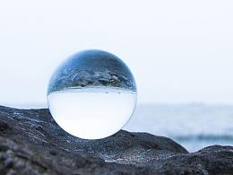 微缩景观-玻璃球主题摄影