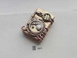 太极2——蒸汽朋克ZIPPO MOD