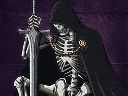 无名的灰烬骑士