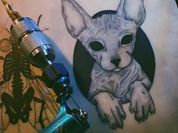 Tattoo Practice.