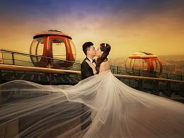 【YBP摄影】广州塔婚纱照