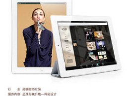 尼斯沃克——2012年SPRING时尚女装品牌形象升级-网站设计