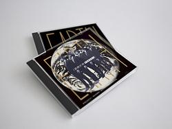 逃跑计划《世界》CD视觉设计