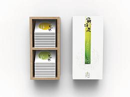 空气密码-霾净茶包装设计