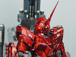 [PG]RX-0 Unicorn Gundam 全装备独角兽高达(改色)