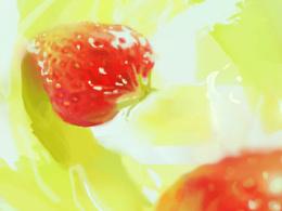 正是草莓好季节
