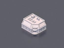 一个富有折衷主义的建筑(什么风格都学点)