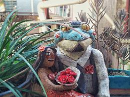 青蛙与美人鱼