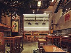 【非力工程·红灯笼餐厅】- 案例分享