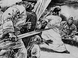《楚汉之战》连环画·Page39-42