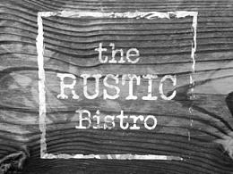 The Rustic Bistro 乡村风格的小酒馆 西方美食