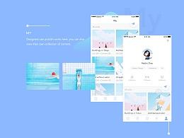 Designer exchange paltform