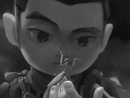 绘画福利|演义-秦风(惊蛰主题)CG绘画流程