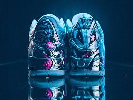 《复仇者联盟2:奥创纪元》-airjordan3-限量球鞋定制款