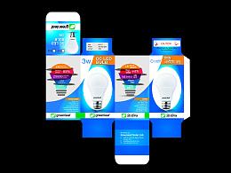 LED球泡灯包装