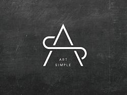 一组服装品牌logo