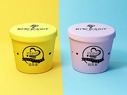 美国冰淇淋-品牌包装设计