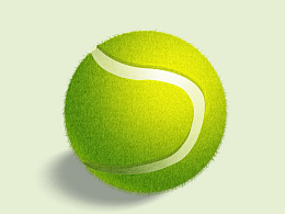 PS练习-网球