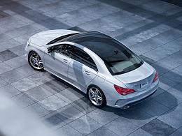 Mercedes-Benz CLA260   CGI