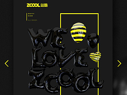 We love zcool