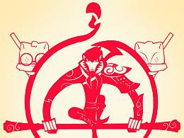 【三只松鼠】——2016新春手机壁纸