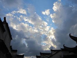 雲——写生记