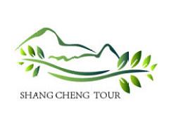 旅游城市logo图形方案