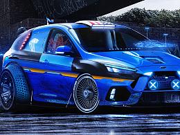福特丨福克斯RS Auto Assistant