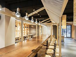 众舍 | zones 「湖北省黄石市 · 欢易小面餐厅」
