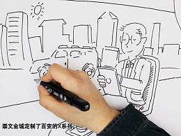 五矿集团:南京崇文金城地产创意视频