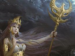 《战争女神》混沌取型法设计方式-【XRCG学院】