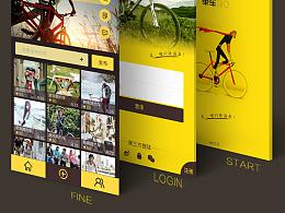 社交app-UI界面